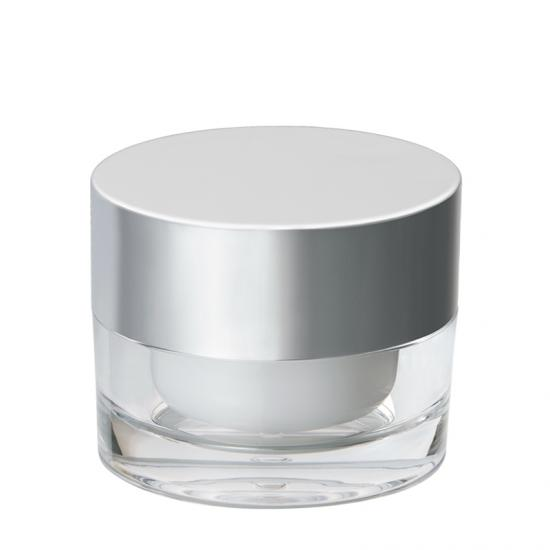 Acrylic Cosmetic Skin Cream Jar