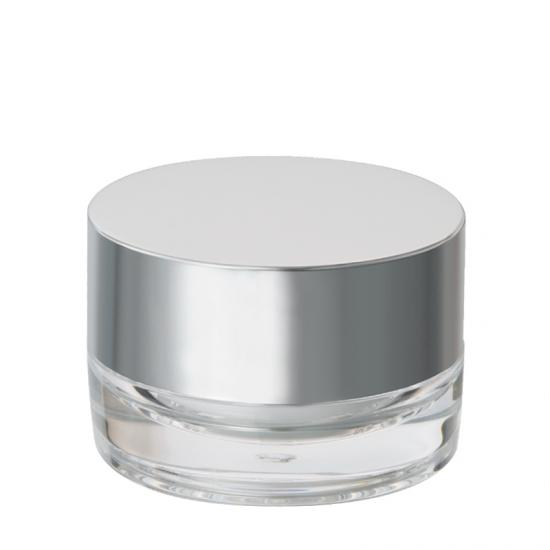 Acrylic Cosmetic Cream Jar
