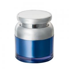 Acrylic Cosmetic Face Cream Jar