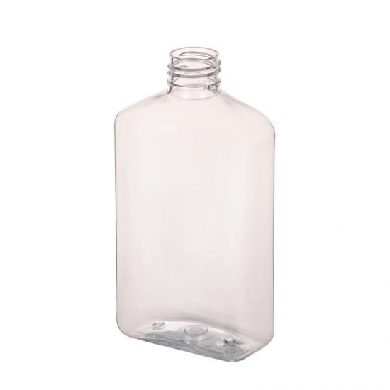 Plastic PET Oblong Bottle