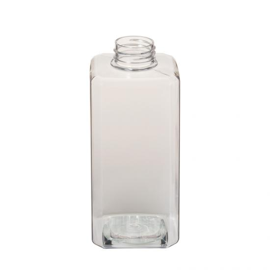 Plastic PET Rectangle Bottle